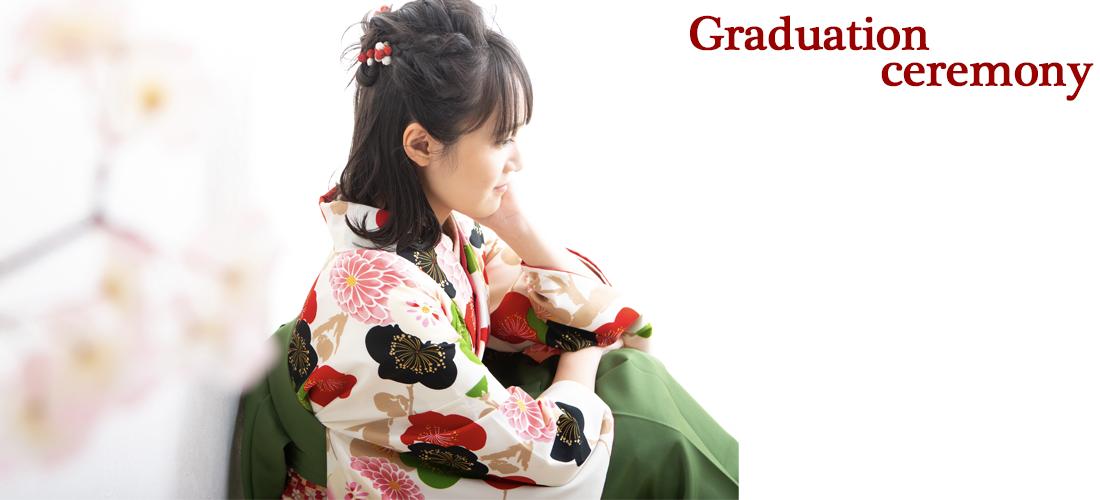 卒業式着物レンタル >