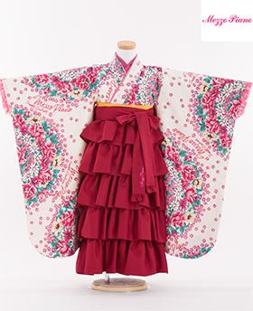 卒園式 袴 ピンク
