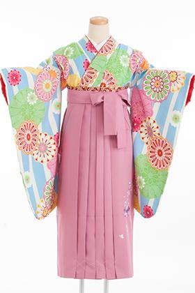 卒業式 小学生 袴 ピンク
